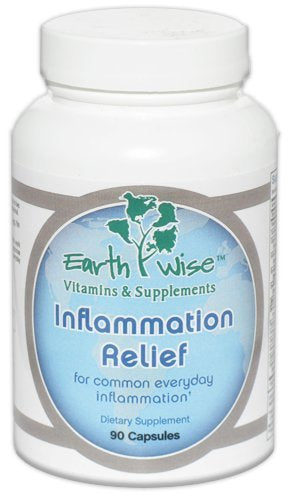 Earth Wise Inflammation Relief