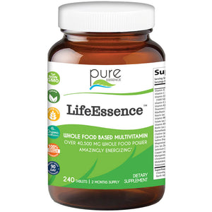 Pure Essence Life Essence 240 ct