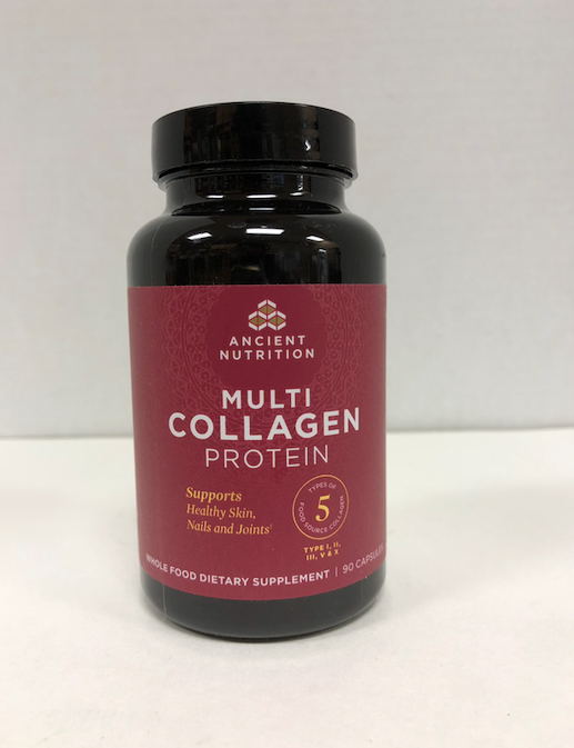 Ancient Nutrition Multi Collagen Protein 90 Capsules