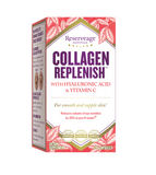 Reservage Collagen Replenish with Hyaluronic Acid & Vitamin C 120 Capsules