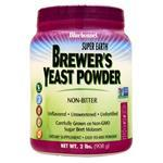 Bluebonnet Super Earth Brewer's Yeast Powder Unflavored 2 lbs