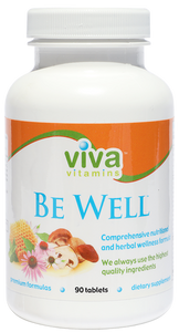 Viva Vitamins Be Well (90 tabs)