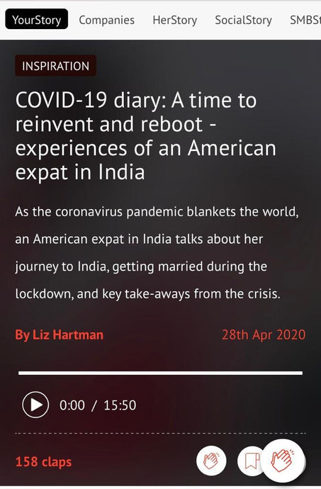 India, Marriage, Business and COVID19
