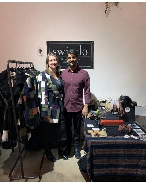 Swiatlo - Liz Hartman and Ashwath Sitaraman