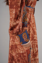 Load image into Gallery viewer, Frontier Dress -  Terra Cotta Aqua