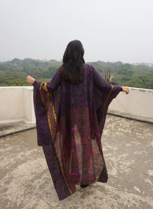 Sita Cape - Regal Violet