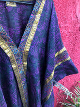 Load image into Gallery viewer, Sita Cape - Regal Violet