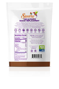 Swerve: Brown Sugar Substitute (12 oz)