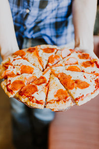 Original Pizza Crusts 10""