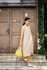 Talulah Dress - Beige