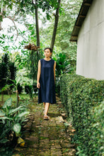 Load image into Gallery viewer, Talula Dress - Navy
