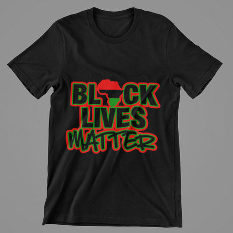 MEN'S RGB BLM T-SHIRT