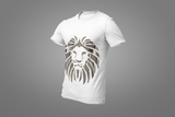 MEN'S SILVER LION T-SHIRT