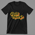 MEN'S BLACK HISTORY T-SHIRT