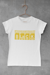 WOMEN'S UNAPOLOGETICALLY BLK T-SHIRT