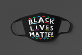 BLM FACE MASK