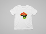 YOUTH AFRICAN FIST T-SHIRT