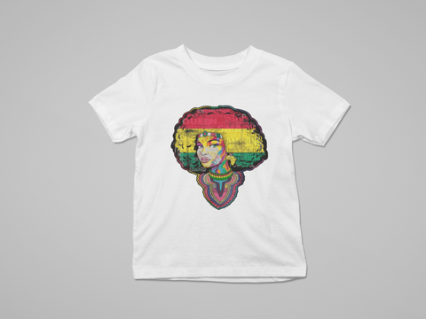 YOUTH AFRICAN ROYALTY T-SHIRT