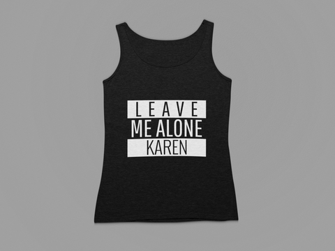 WOMEN'S KAREN TANK TOP