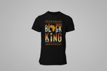 MEN'S BLACK KING T-SHIRT