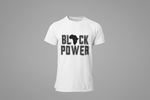 MEN'S BLACK POWER T-SHIRT