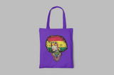 AFRICAN ROYALTY TOTE BAG