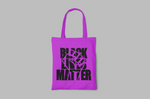 BLM FIGHT THE POWER TOTE BAG