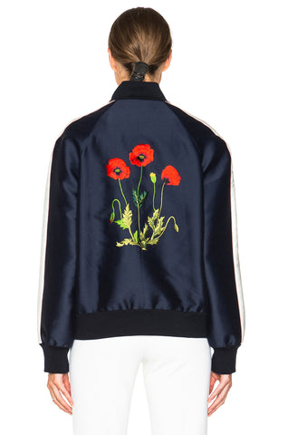 Hand embroidered topshop 'creep