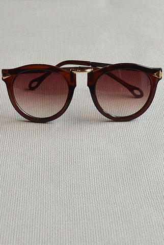 Arrow Sunglasses Amber