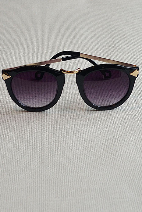Arrow Sunglasses Black