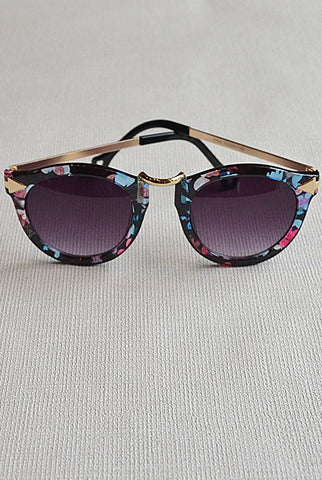 Arrow Sunglasses Multi Colour