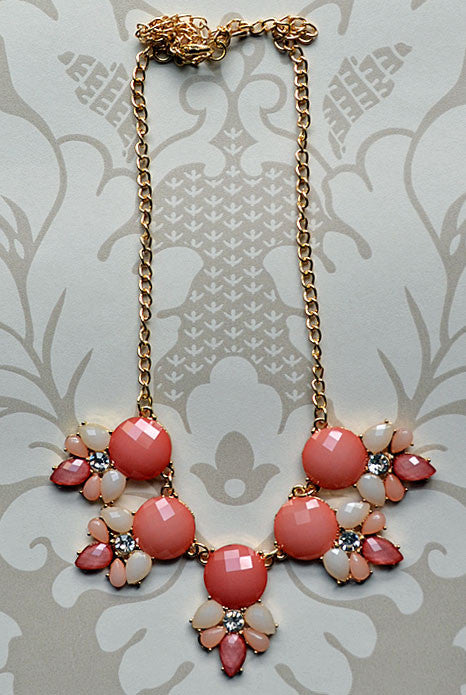 Parisian Stroll Necklace