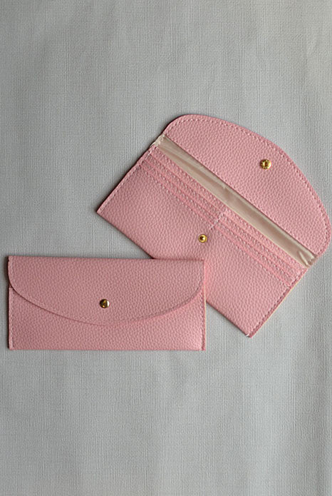 Wallet Baby Pink
