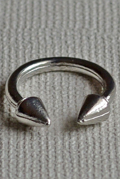 Arrow Ring Silver