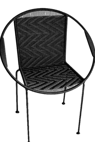 Gigi Black Chair