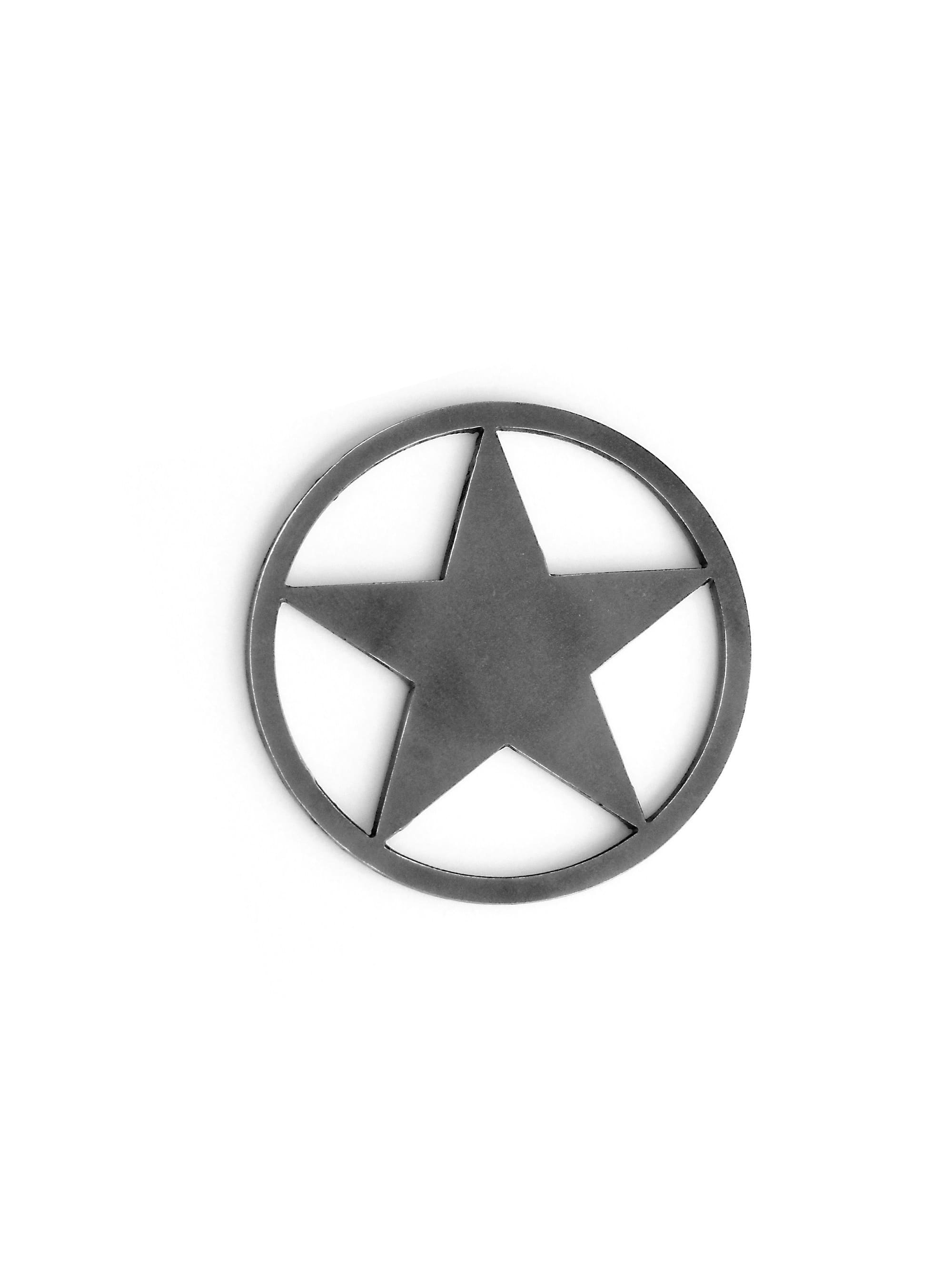 Star Trivet Hot Plate Pot Holder