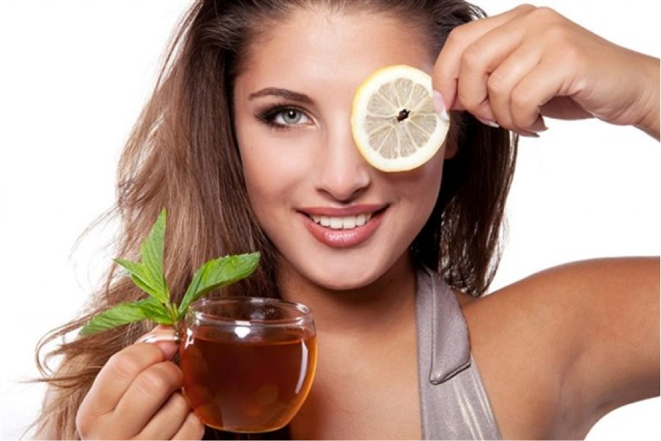 The External Beauty Uses of Tea