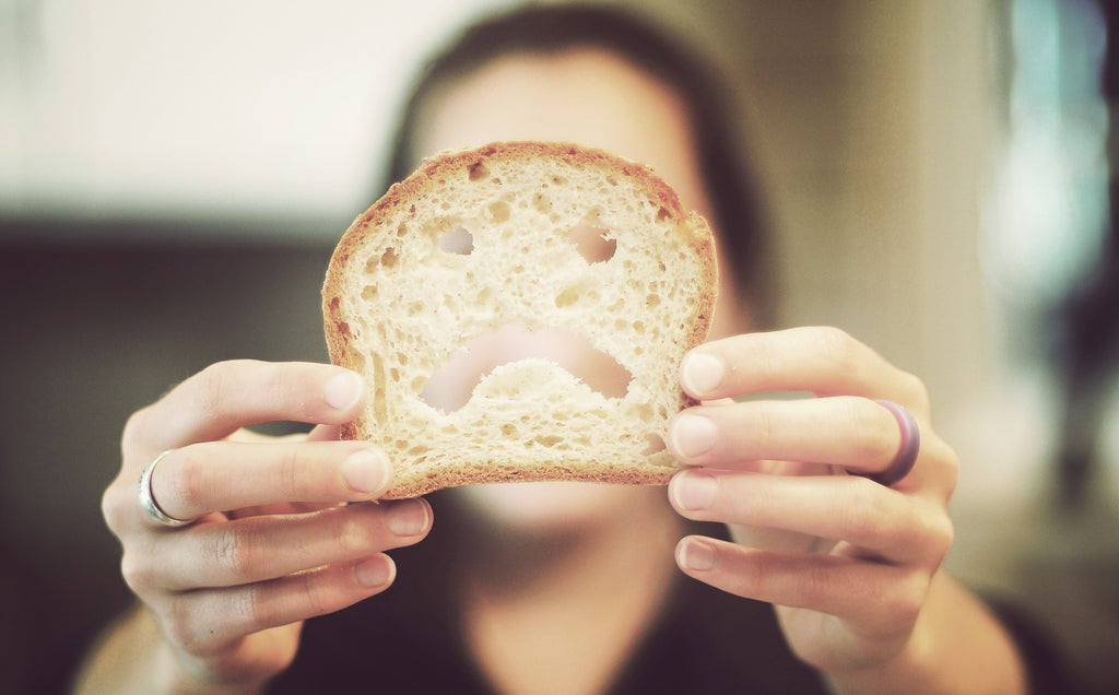5 Signs You Have Gluten Intolerance