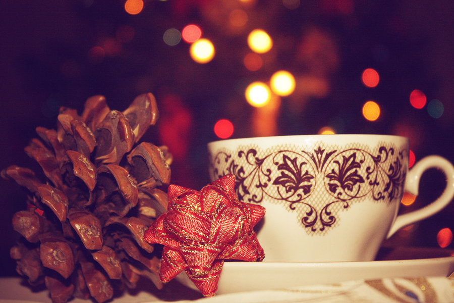 Healthy & Festive Tea Blends For The Holidays