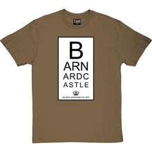 Load image into Gallery viewer, Barnard Castle Eye Test Men's T-Shirt