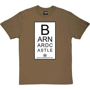 Barnard Castle Eye Test Men's T-Shirt