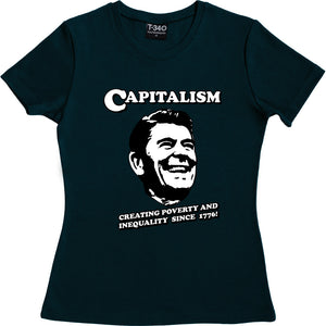 Capitalism Women's T-Shirt