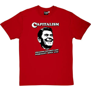 Capitalism Men's T-Shirt