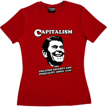 Load image into Gallery viewer, Capitalism Women's T-Shirt