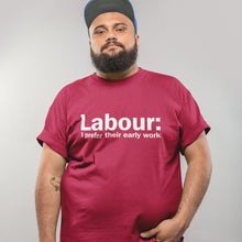 Load image into Gallery viewer, Labour: I Prefer Their Early Work Men's T-Shirt