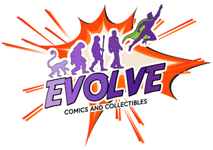 Evolve Comics and Collectibles