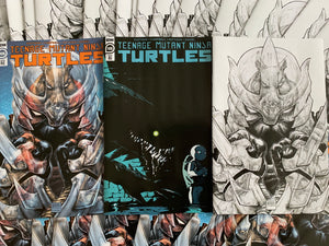 TMNT 106 Bundle (Two Exclusive Variants and 1:10 Retailer Incentive)