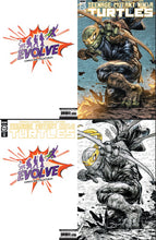 Load image into Gallery viewer, TMNT 112 Evolve Comics and Collectibles Variant Set Freddie Williams