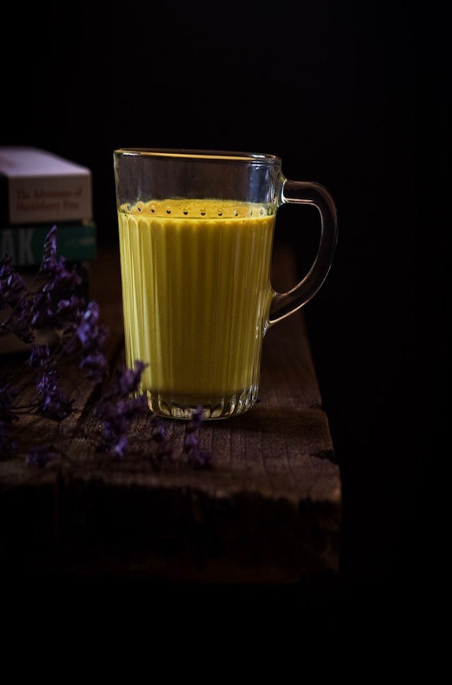 Immunity Booster Drink Made With Manorma Desi Ghee