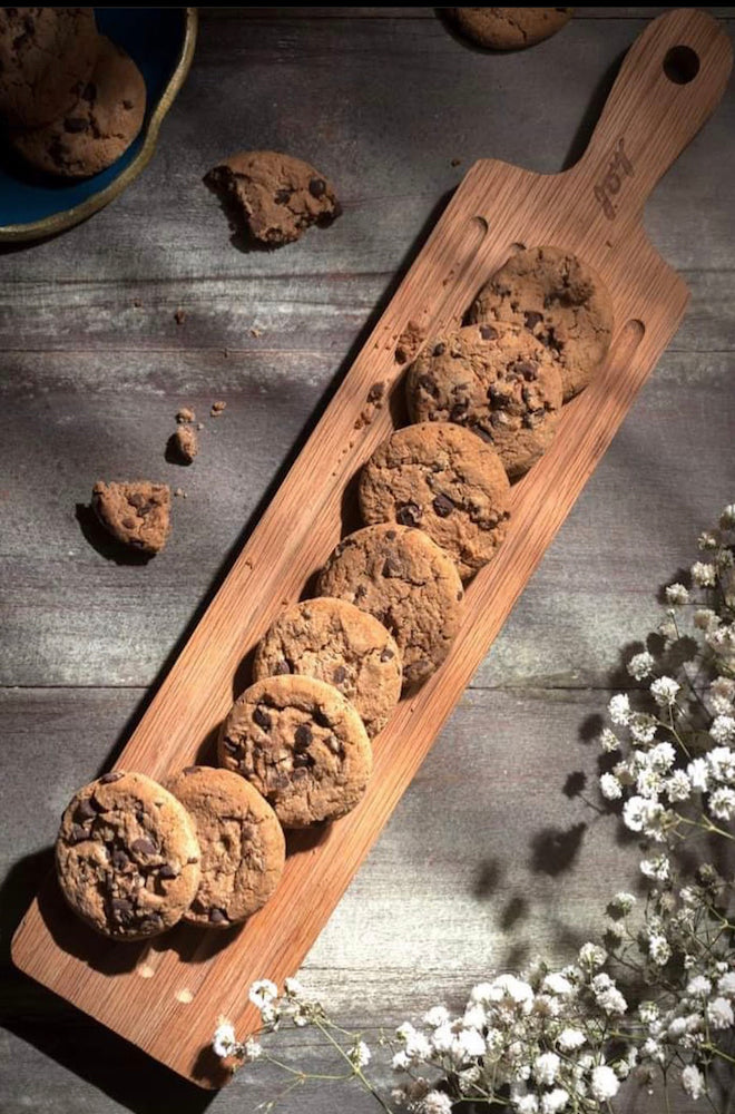 Choco Chip Cookies Made With Manorma Desi Ghee